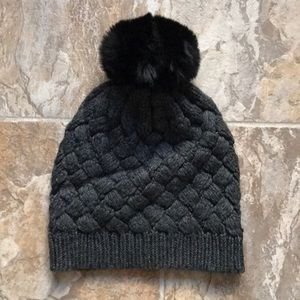 J. Crew Dark Gray Winter Hat